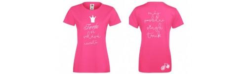 Svatební a rozlučková trička